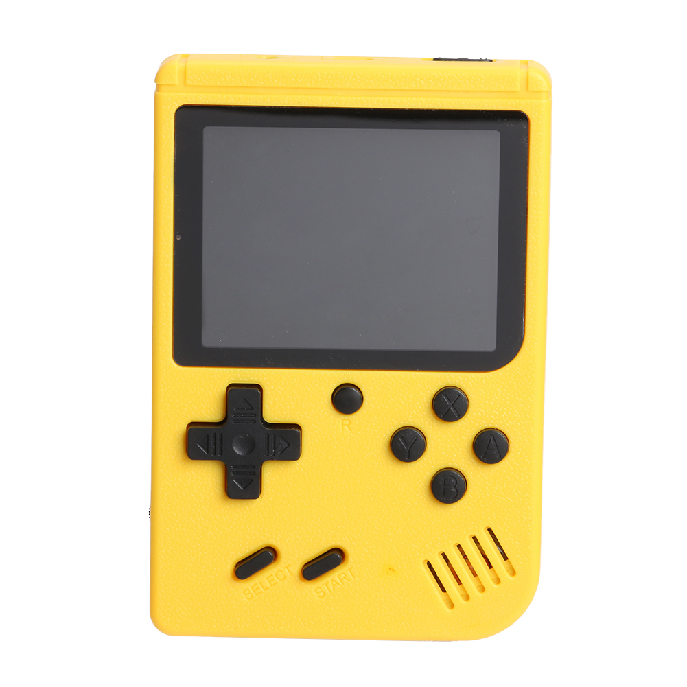 Portable Handheld Video Games 3.0 Inch TFT Screen Console Machine Built-in 400 Retro Games for Kids Gifts