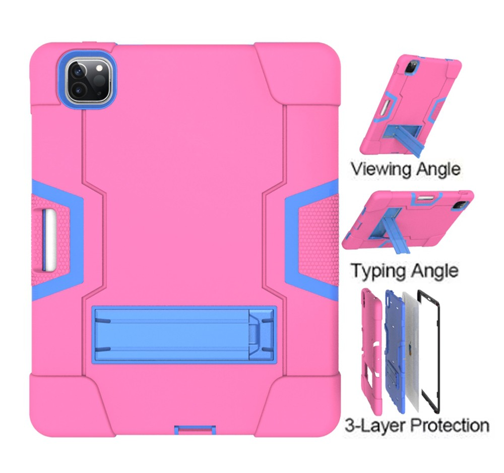 L Orange Anti Fall Cover for iPad Pro 11 Case for Apple iPad Pro 11 2018 2020 2nd