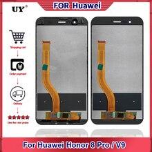 """""""5.7"""""""" Original Display For Huawei Honor 8 Pro LCD Touch Screen Digitizer For Huawei Honor V9 Display Replacement Parts DUK-AL20"""""""