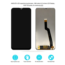 Replacement LCD Touch Panel Screen Digitizer Compatible For Samsung Galaxy A10 A105 LCD Touch Screen Panel Replace compatible 4pp320 0653 k01 touch panel