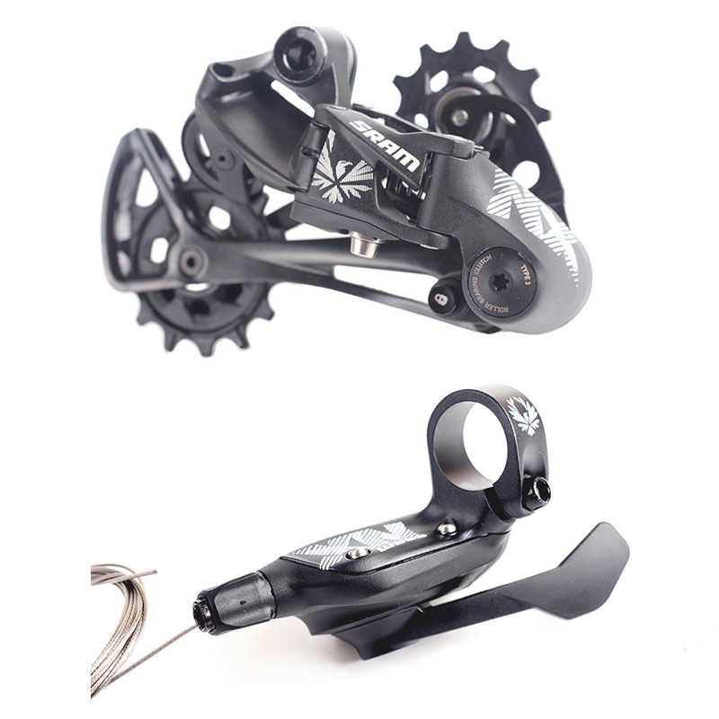 SRAM NX Right Shifter Long Cage Rear Derailleur 11 Speed Groupset MTB Bicycle