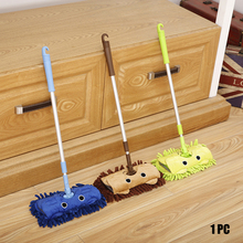 Toy Kids Cleaning-Tools Pretend Play Mop Home Gifts Floor Kindergarten Multifunction