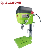 Drilling-Machine Bench Electric-Tools Metal ALLSOME Wood 480W for DIY 1-10mm High-Variable-Speed