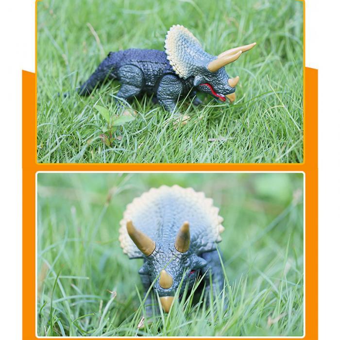 Móvel andando rugido dinossauro animais de controle