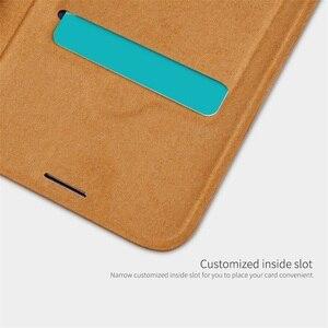 Image 4 - Pour Samsung Galaxy S10 S10e S10 + Plus étui à rabat Nillkin QIN cuir carte poche portefeuille protection couvercle rabattable pour Samsung S10Plus