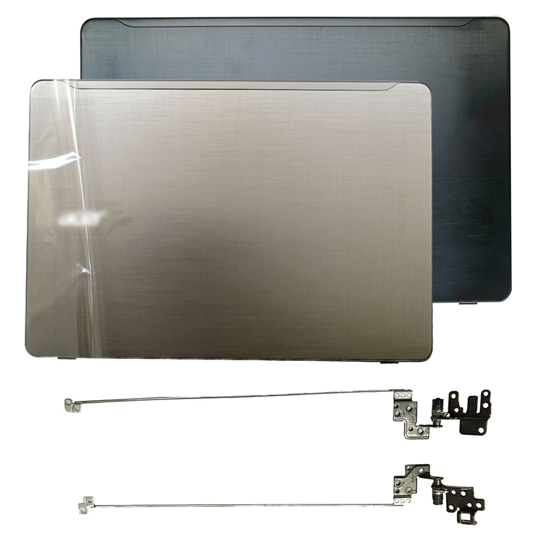 NEW For Acer Aspire F5-573 F5-573G N16Q2 Laptop LCD Back Cover/LCD Hinges Silver Black