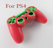 10 шт. 14 цветов силиконовый Камуфляжный защитный чехол для контроллера Sony Dualshock 4 PS4 DS4 захваты для большого пальца джойстик