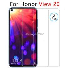 Case on honor view 20 Case for Huawei honor v20 view20 v 20 honorv20 back cover Cases protective phone coque Tempered Glass 6.4