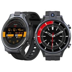 Kospet Prime 2 2.1 ''480 * 480px ekran 4G + 64G octa-core 4G-LTE zegarek telefon 1600mAh bateria GPS + Beidou Android 10 inteligentny zegarek mężczyzn