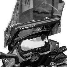 Для Honda CB500X CB500 X CB 500X 2016 2017 2018 2019 мотоцикл GPS/смартфон навигация GPS пластина Кронштейн адаптируемый держатель