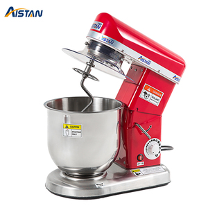 Electric 7L 10L Kitchen floor flour Planetary Pizza Dough Stand Mixers Food Processor for Cake Bread with Bowl Cover hook whisk