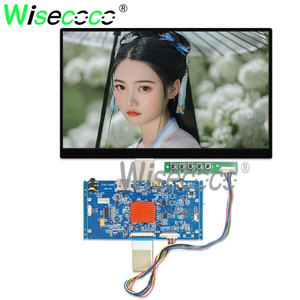 10.1 inch 3840*2160 4k LCD ips screen with 40pin HDMI driver board for ipad notebook display high brightness TV101QUM-N00(China)