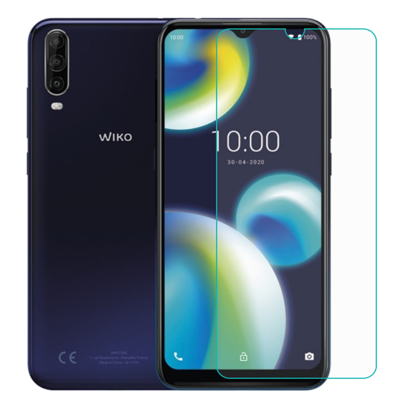 Tempered Glass For Wiko View4 Lite 6.52