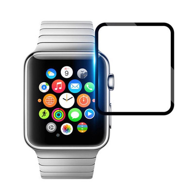For Apple Watch IWatch Series 4 3 2 1 40mm 44mm 38mm 42mm Anti-scratch Anti-shatter Screen Protector Protective Films
