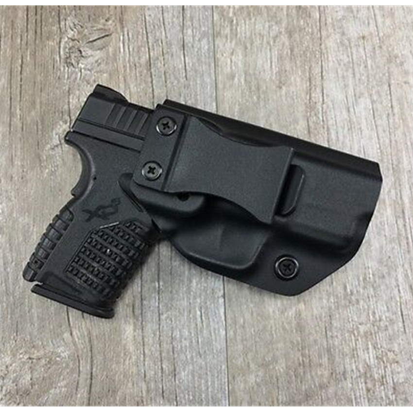 Concealed Kydex IWB Holster For Springfield Armory XDS Compact 3.3