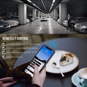 Image 5 - Jimi JC400P 4G cámara para salpicadero de coche 1080P con transmisión de vídeo en vivo seguimiento GPS monitoreo remoto cámara grabadora DVR de coche a través de la aplicación PC
