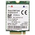 Беспроводная сетевая карта для ноутбука lenovo EM7345 LTE 4G  модуль FRU: 04X6014 T450 X250 X240 T440 L440 X1