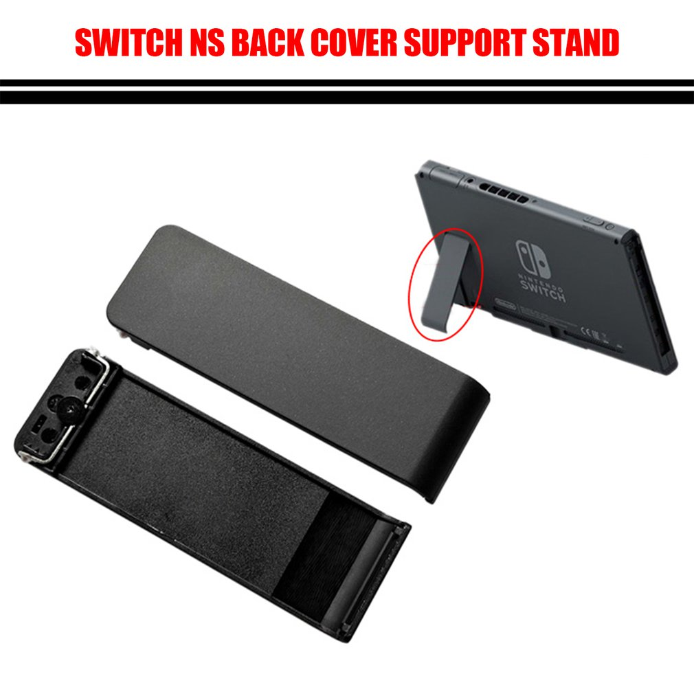 Repair / Replacement Part Host Back Shell Kickstand Bracket Kit For Nintend Switch Game Console NS