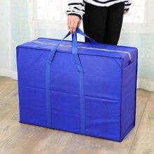 Saco de armazenamento padrão de pontos à prova de umidade saco de embalagem armário camisola organizador de roupas de armazenamento de viagem bagagem recipiente impermeável