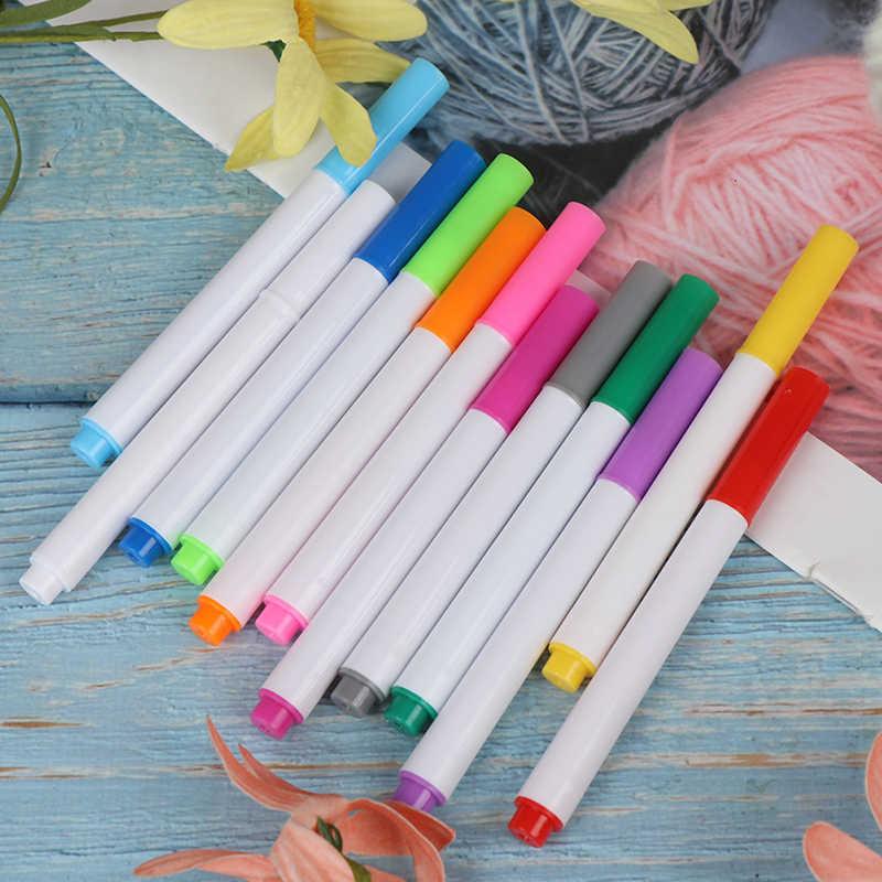 Çizim sanat okul kırtasiye malzemeleri sıvı tebeşir işaretleyici kalem vurgulayıcı kalem işaretleme kalemleri Pastel sıvı tebeşir kalemler boyama