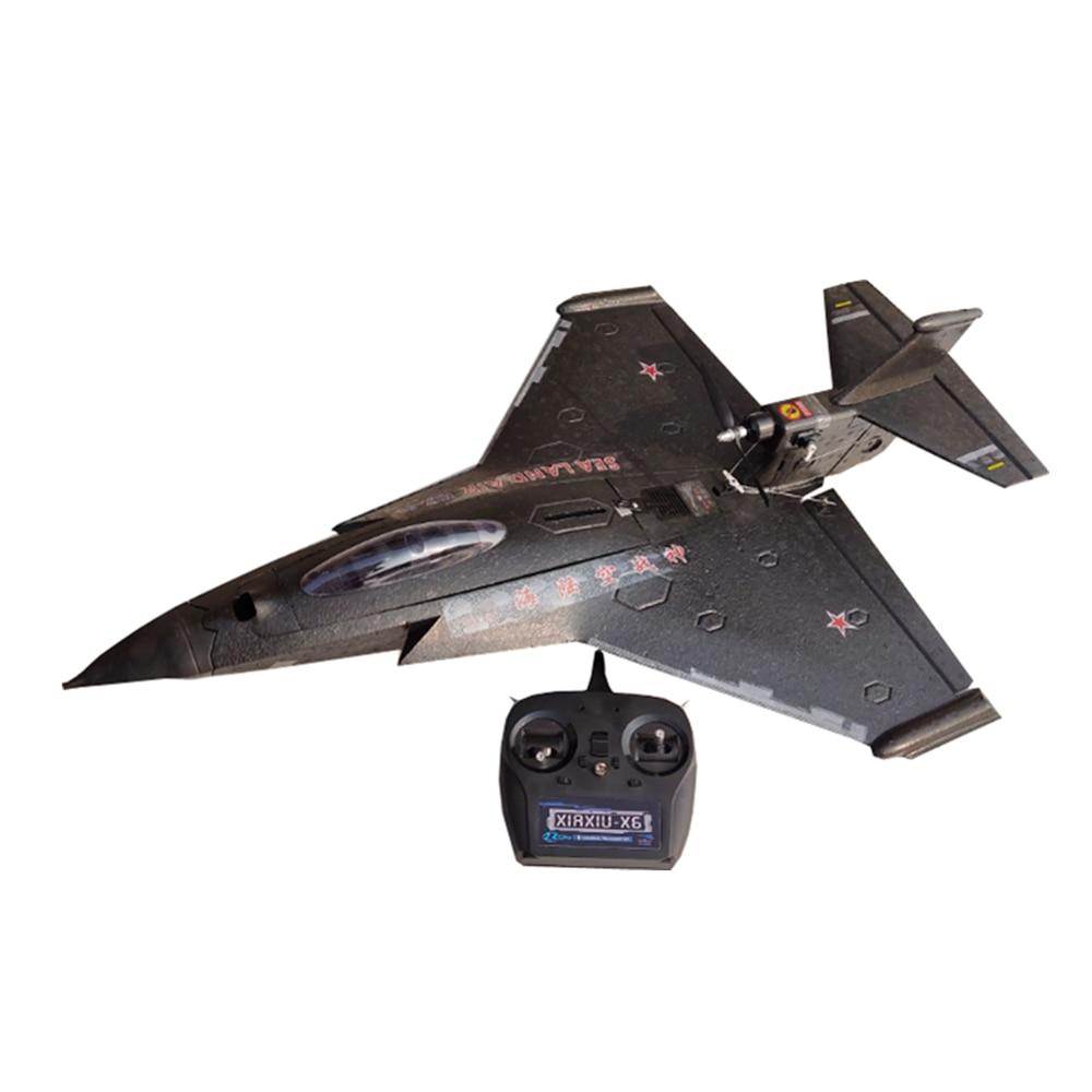 HLK-31 630mm Wingspan EPP Sea-Land-Air 3 In 1 Plus 2.4Ghz 6CH Auto-return 3D Stunt RC Airplane RTF Yellow/Black On Sale