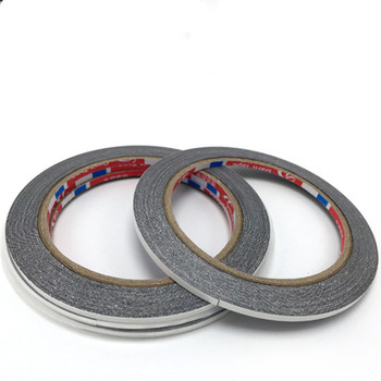 2MM X10m Black Double Side Adhesive Tape 0.3mm for LCD Cellphone Touch Screen Mobile Phone Repair Free Shipping