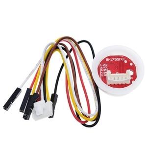 ShengYang интеллектуальный электронный BH1750 BH1750FVI чип светильник Интенсивность Модуль светильник шар для Arduino