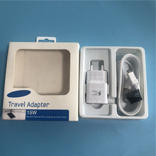 10sets 2 in 1 Kit 5V 2A EU US Plug Fast Charger 1.5m Micro USB Cable Travel Adapter For Samsung S6 S7 Edge S5 S4 Note 5 4 A3 A5
