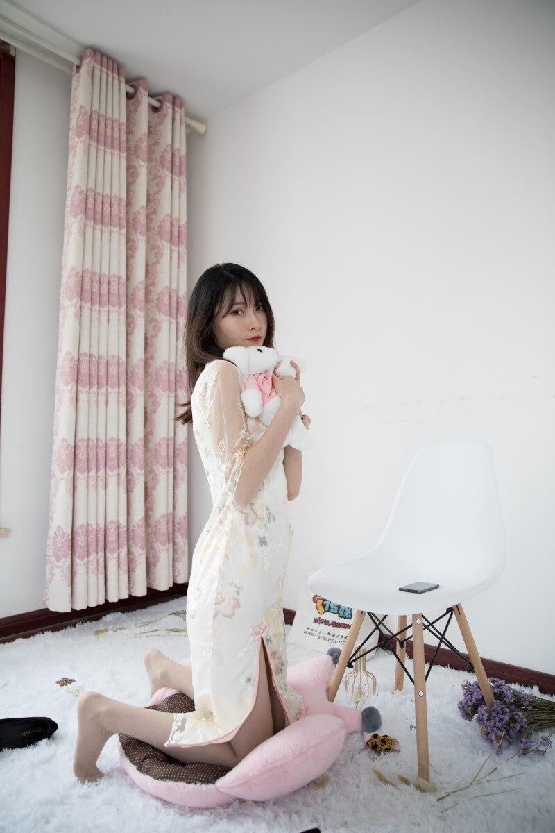 ⭐名站写真⭐物恋传媒-No.386猫耳-旗袍剧情版[130P/1V/3.4G]插图(2)