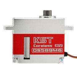 KST DS589MG 9.2KG Swashplate Micro serwomechanizm cyfrowy dla Goblin 500/500 Sport helikopter rc samochód samolot akcesoria części zamienne