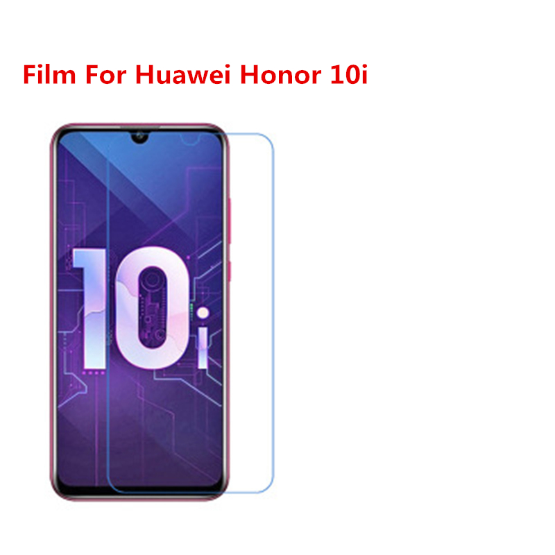 1/2/5/10 Pcs Ultra Thin Clear HD LCD Screen Protector Film With Cleaning Cloth Film For Huawei Honor 10i.