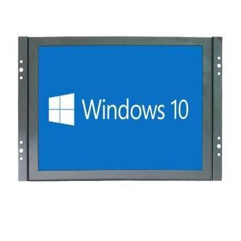 brand new 17.3 inch frameless HD desktop Monitor, LED backlight LCD Monitor, black