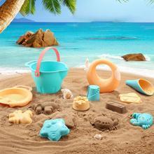Toy Shovel Water-Toys-Set Sand Shower Beach-Game Baby Outdoor Kids Children Summer Digger