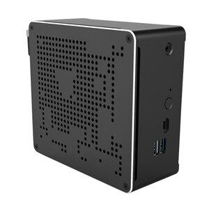 2Lan Gaming PC Intel Core i9 9880H i7 10750H Xeon E-2286M 2*DDR4 2*M.2 NVMe Windows 10 Linux Mini Computer 4K HTPC HDMI DP WiFi