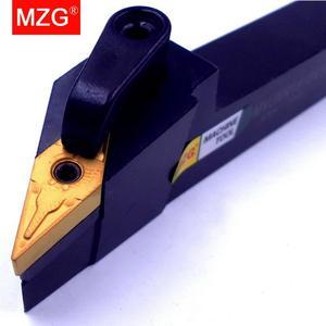Image 2 - MZG 20mm 25mm MVJNR1616K16 Machining Boring Cutter Metal Cutting Carbide Toolholder External Turning Tool Holder CNC Lathe Arbor