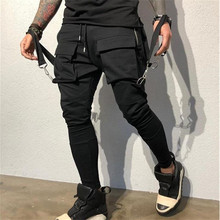 men's Sports pants jogger fitness sports trousers new fashio
