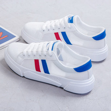 цены Breathable Spring/Summer sneakers women hot sales new brand comfortable ladies shoes walking high quality flats woman shoes