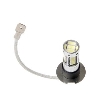 H3 30W 4014 LED Xenon biały reflektory mgła lampa do jazdy dziennej zestaw oświetleniowy lampy 30SMD 6000K Q1QE tanie i dobre opinie wupp 12 V NONE CN (pochodzenie) DC 12V-24V