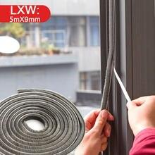 Vanzlife Klebstoff streifen türen und Windows abdichtung streifen wc fenster glas bad hause warme wind tür isolierung pad