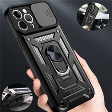 For Samsung Galaxy S21 FE S21 Ultra 5G Case CamShield Pro Slide Camera Lens Cover Magnetic Ring Case For Samsung S21 S21+Plus