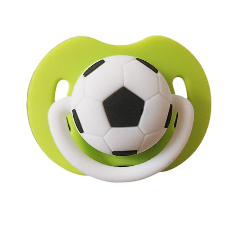 Green football