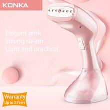 KONKA портативный отпариватель 1500 Вт Мощный отпариватель для одежды портативный паровой утюг быстрого нагрева 15 секунд гладильная машина для домашнего путешествия