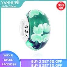 Yanhui Новинка Лидер продаж 925 Твердые серебряные подвески