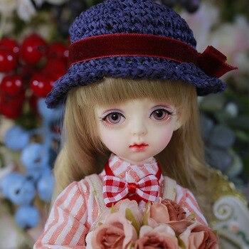Shuga Fairy Ginger Doll BJD 1/6 Body Model Boys Girls High Quality Resin Toys Free Eye Balls Fashion Shop Joint Doll