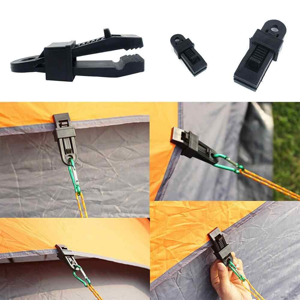 Tenda Pancang Pasak, Berkemah Di Luar Ruangan Memperkuat Tenda Kuku Neon Aksesoris Tenda Gazebo Aksesoris Peg Taruhan dengan Bercahaya