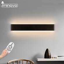 Современный светодиодный настенный светильник, минималистичный светильник для помещений, настенный светильник, лестничные Бра 6 Вт 10 Вт, прикроватный светильник для спальни, гостиной, дома, прихожей, светильник ing