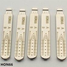 XIEAILI OEM 30Pcs NO.25 HON66 מעוטר בחריתה להב בקנה מידה גז שיניים נימול מפתח להב להונדה K426