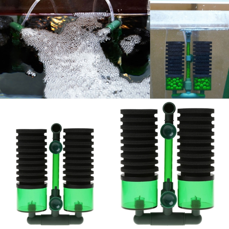 Aquarium Filter Sponge For QS Filter Fish Tank Air Pump Biochemical Replacement
