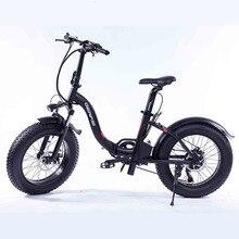 Bike Gps-02012ea Electric Fat Portable 350w 20inch Folding Fat Tire Ebike For Sale bicicleta electrica electric bicycle ebike