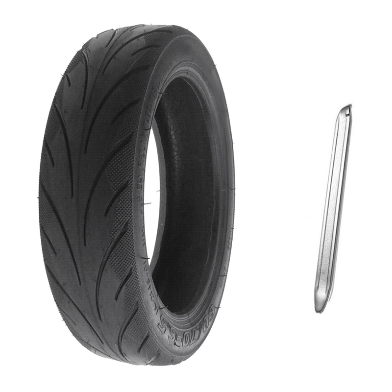 Outer Tire for Ninebot MAX G30 Electric Scooter 10 Inch 60/70-6.5 Wheel Tire Parts